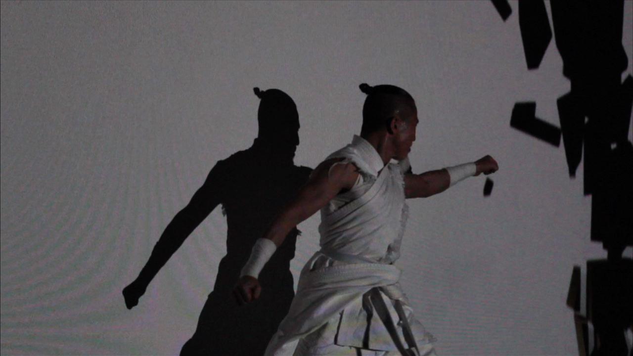 『KATSUMI-mushin』 / プロジェクションマッピングライブ