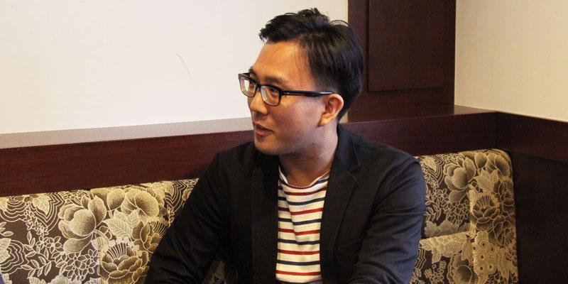 江口晋太朗さん
