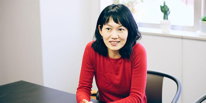 SPECマネージャー 山田加奈さん