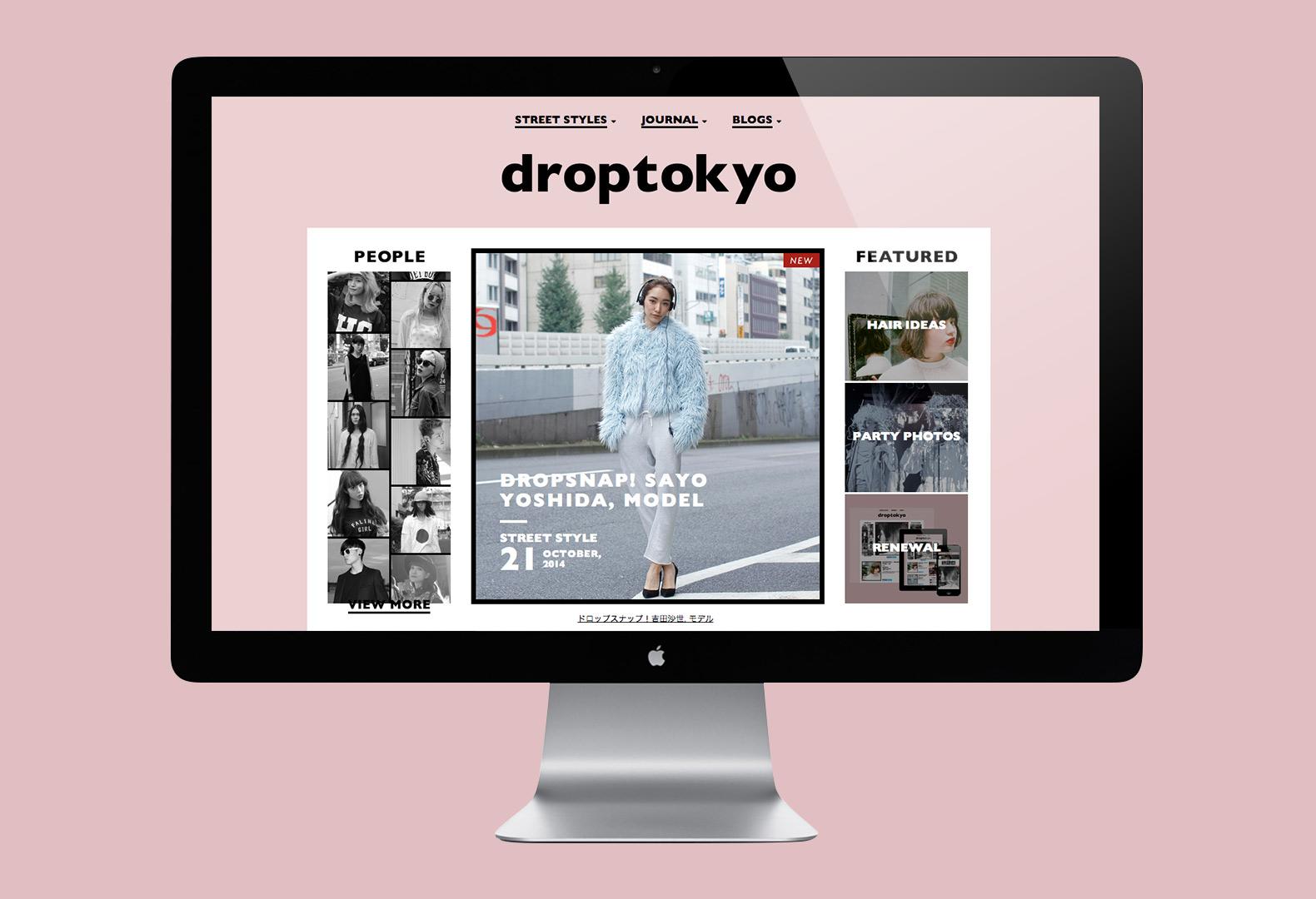 『Droptokyo』