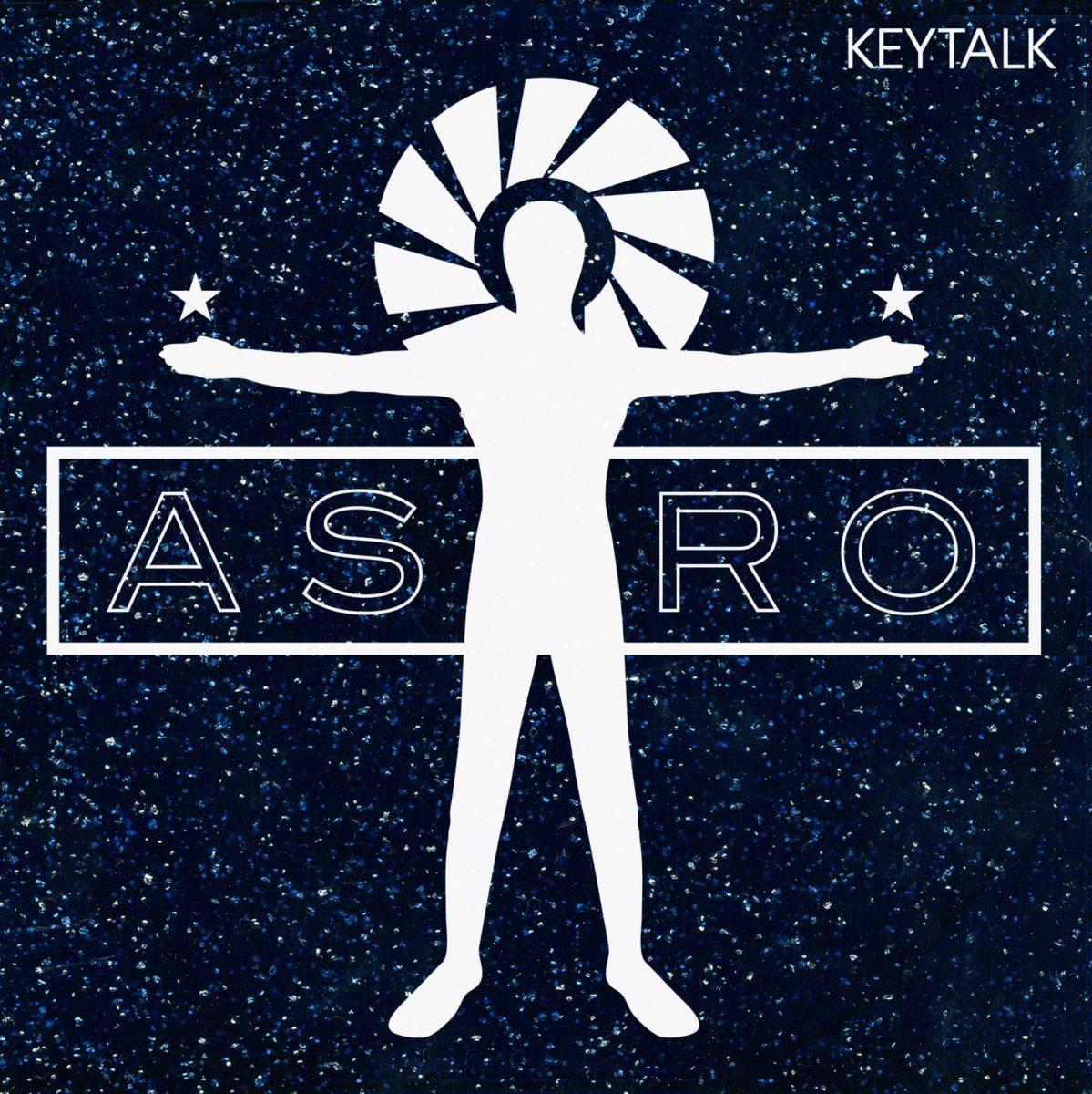 KEYTALK『ASTRO』 / CDジャケットデザイン