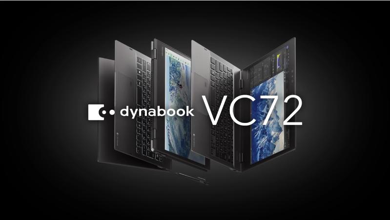 東芝『dynabook Vシリーズ』機能紹介映像