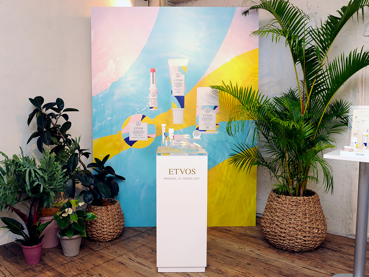 ETVOS 2017 SUMMER COLLECTION