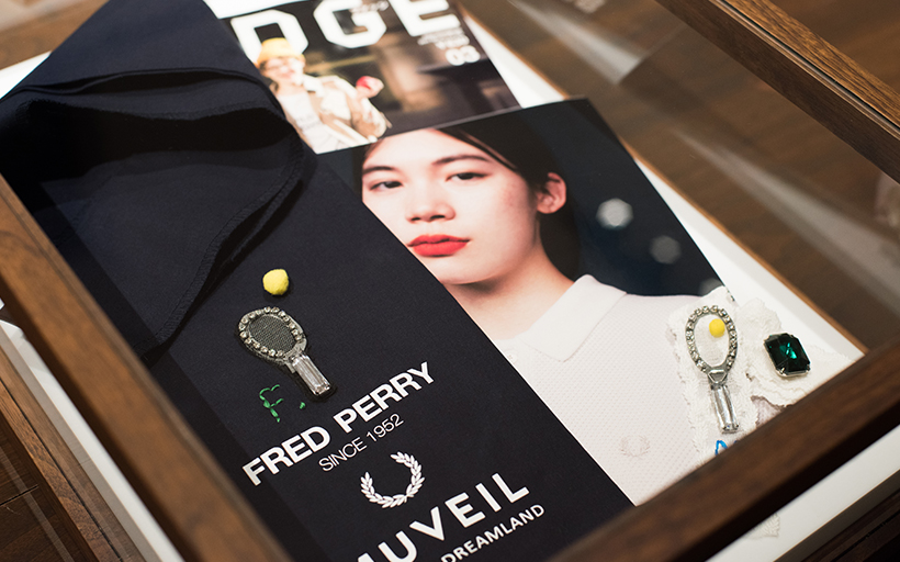 FRED PERRY x MUVEIL Limited Launch Party