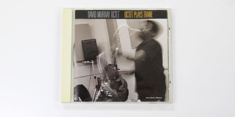 ジャズ喫茶に入店したとき流れていたDAIVD MURRAY OCTETの『OCTET PLAYS TRANE』