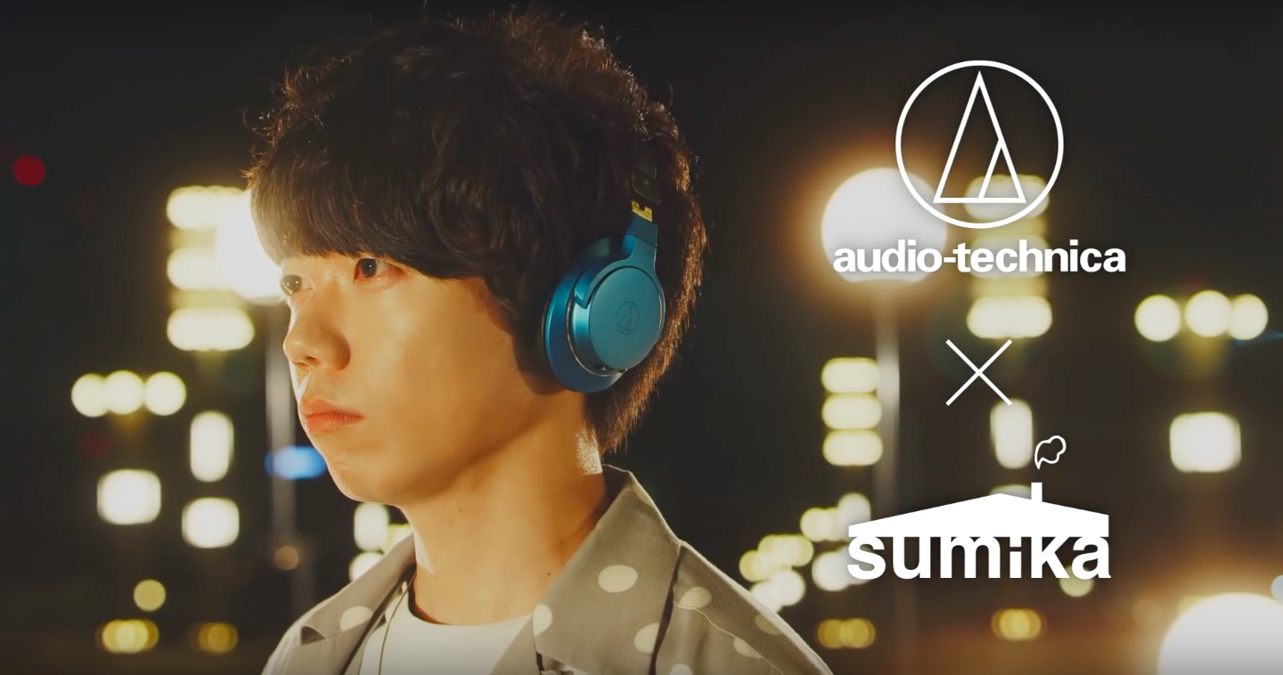 "sumika x audio-technica""SUMMER VACATION"""