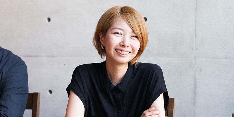 チーフデザイナー 官川泉さん(画像提供:エンタクルグラフィックス)
