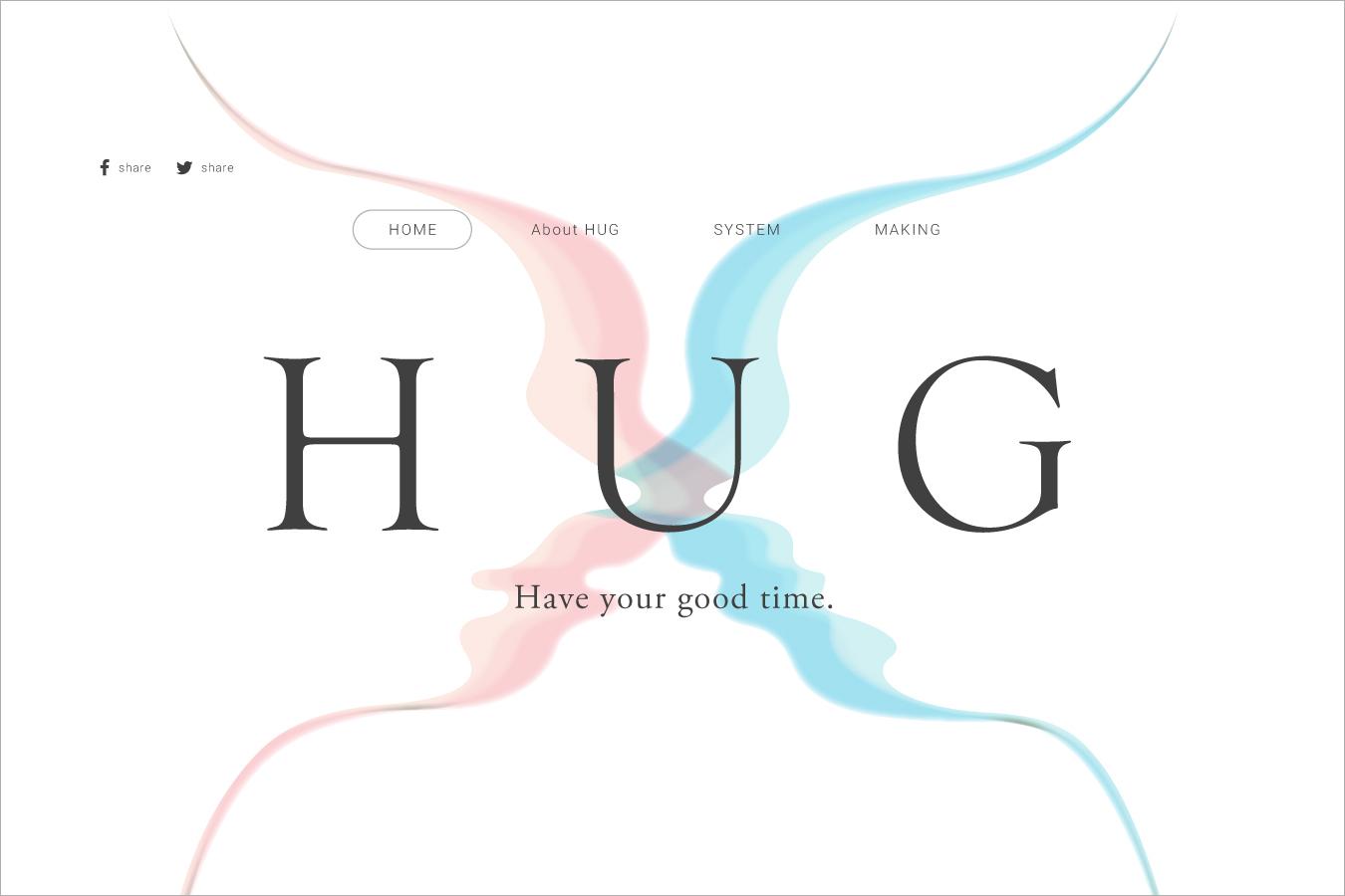 HUG PROJECT / キャンペーンサイト