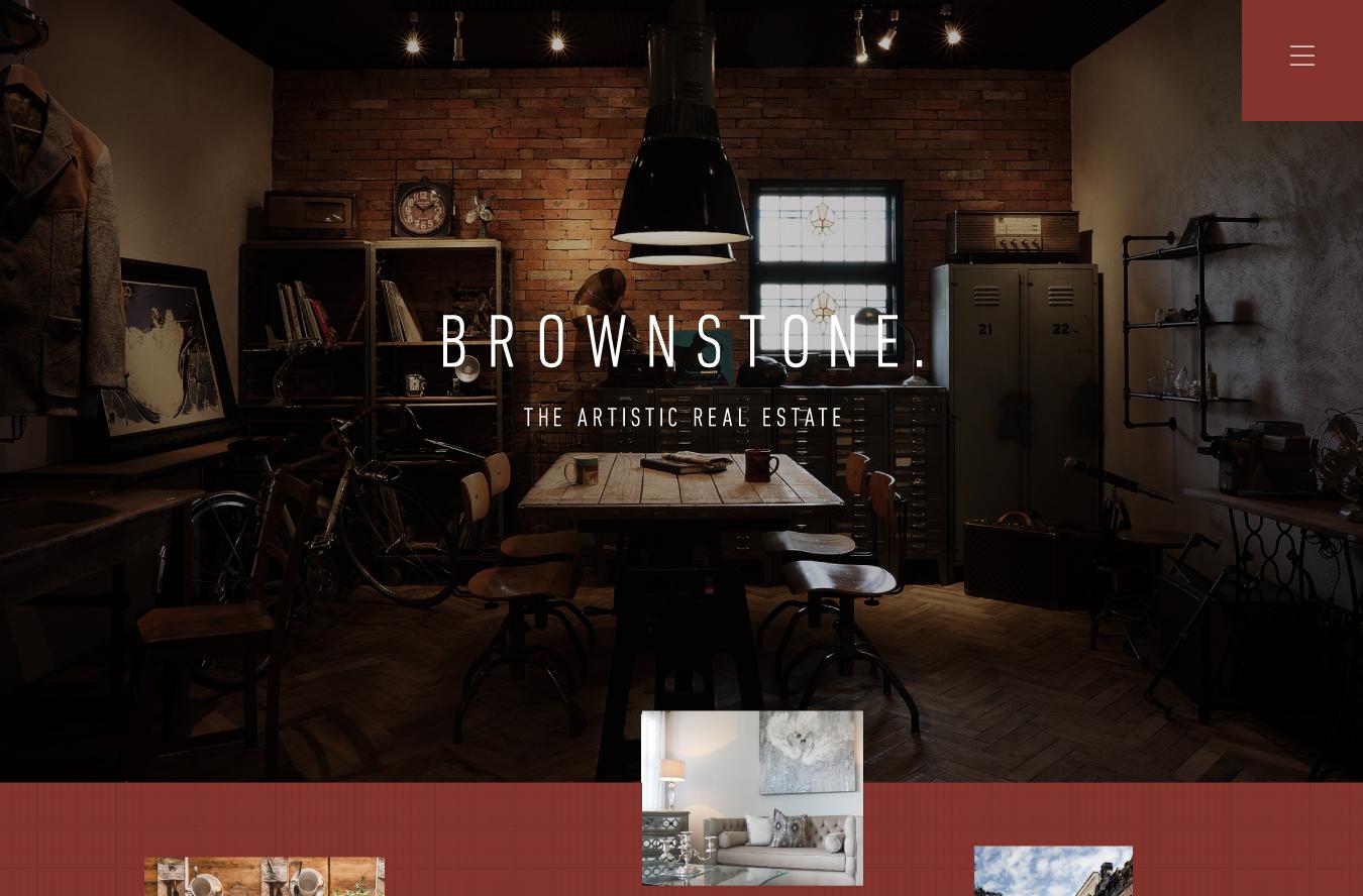 brownstone. / サービスサイト