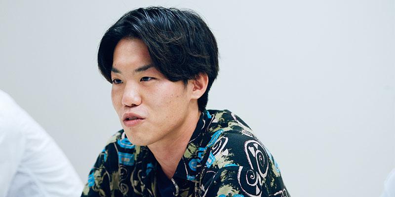 プロダクションマネージャー 西岡将太郎さん