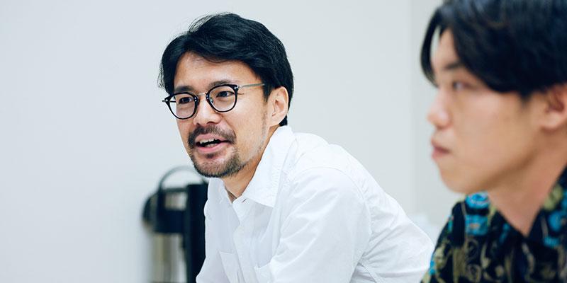 プロダクションマネージャー 鈴木啓介さん