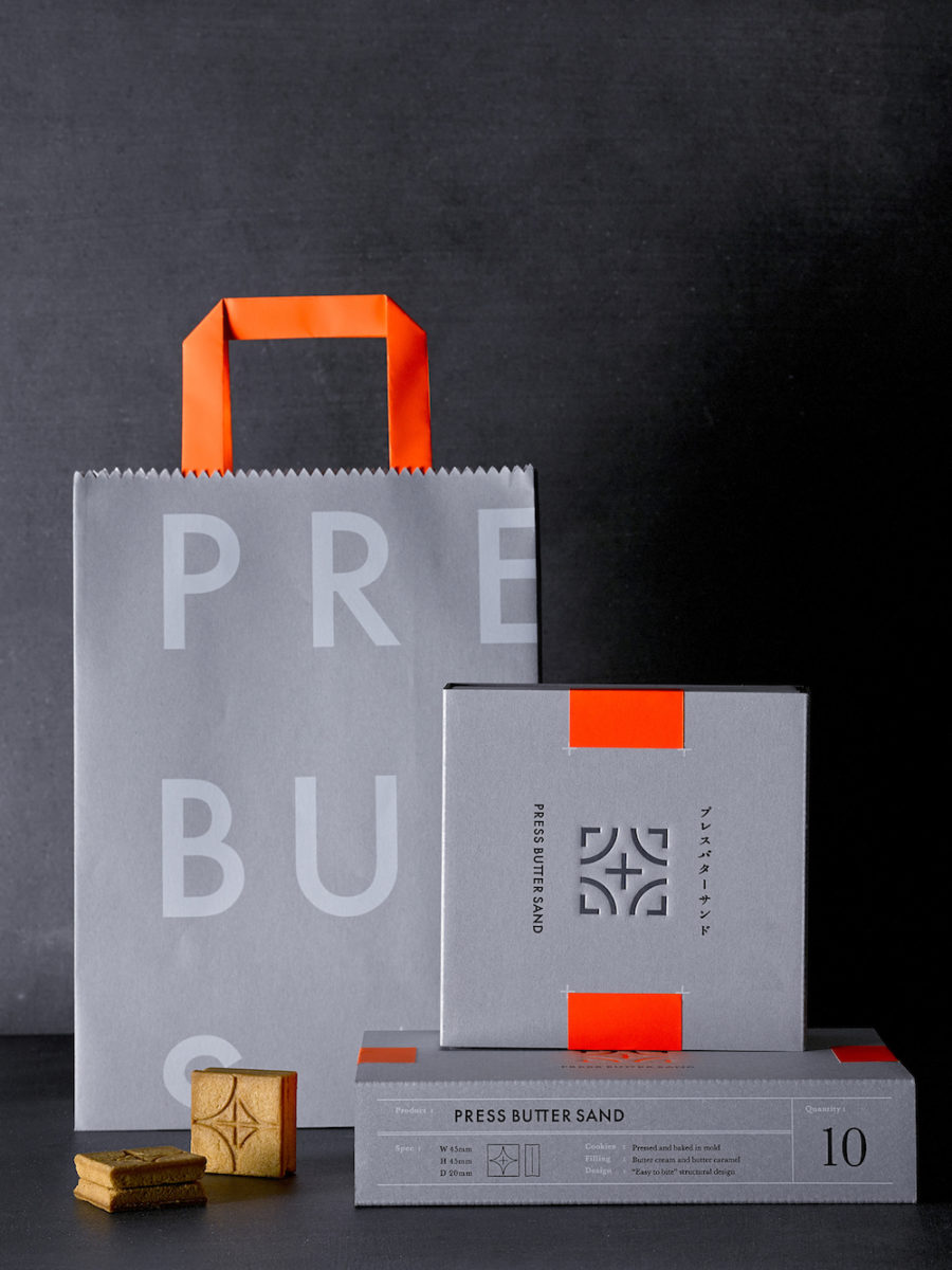 バターサンド専門店『PRESS BUTTER SAND』