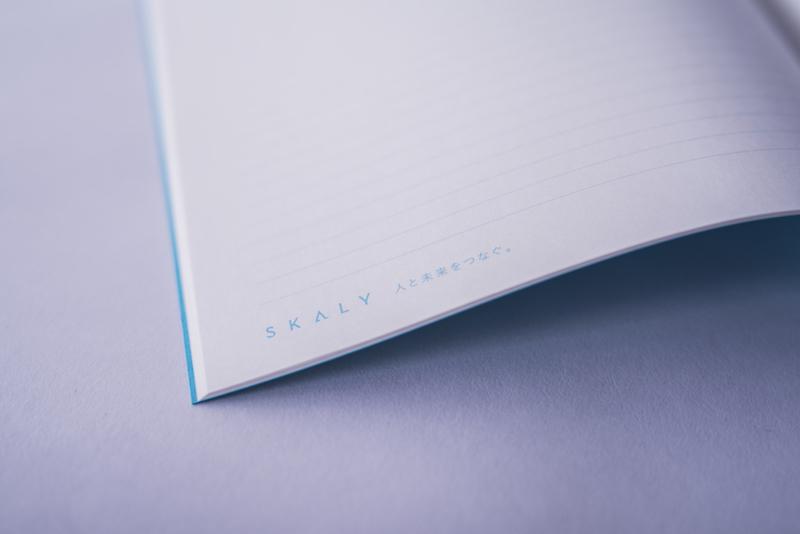 【ブランディング】ロゴ制作・企業スローガン・会社案内・名刺・ノベルティ / スカリー株式会社