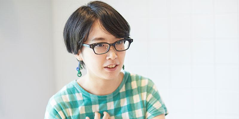 広報 柳澤佑果さん