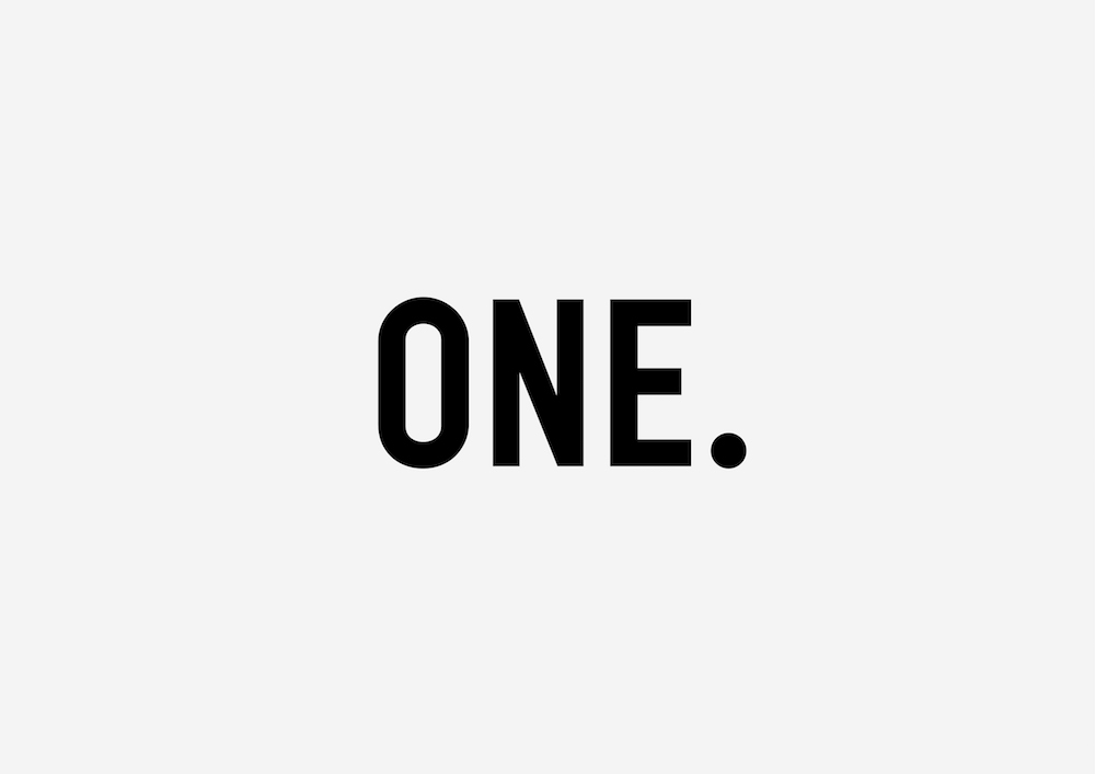 ONE. MEDIA