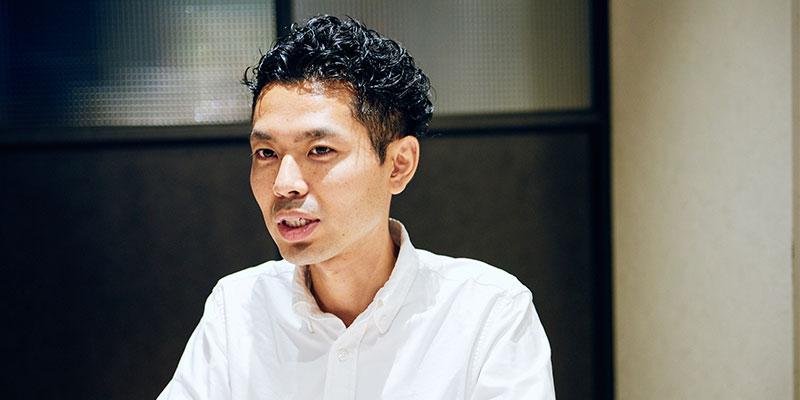 ディレクター 渡部源一郎さん