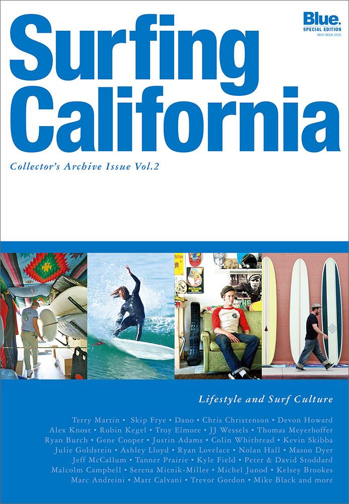 『Surfing California』