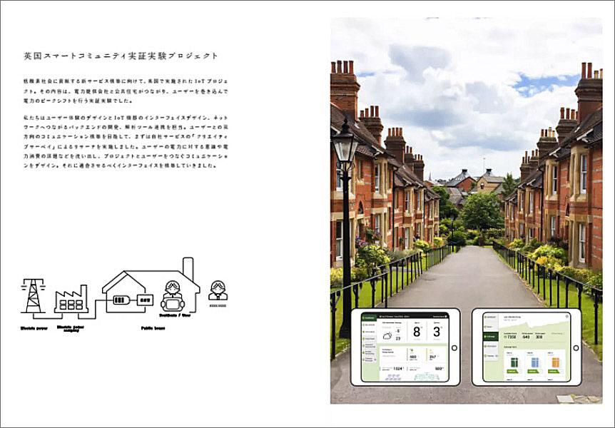 英国スマートエネルギーIOTプロジェクト
