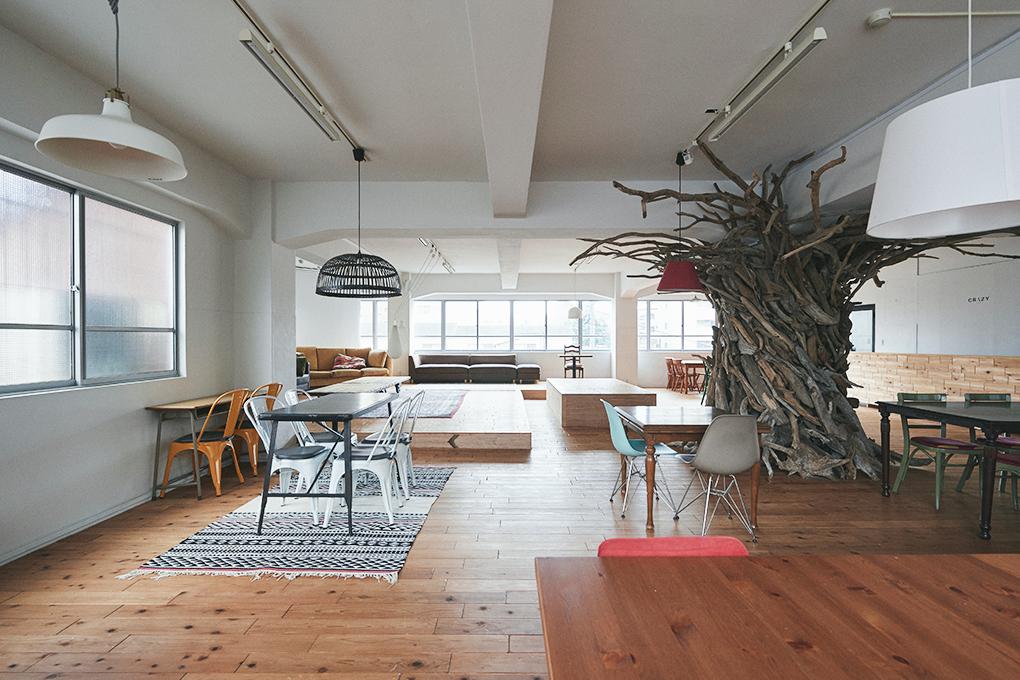 3F オフィススペース