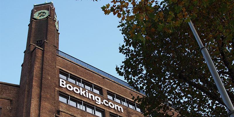 アムステルダム市内だけでも10ヶ所にオフィスを構えるブッキング・ドットコム