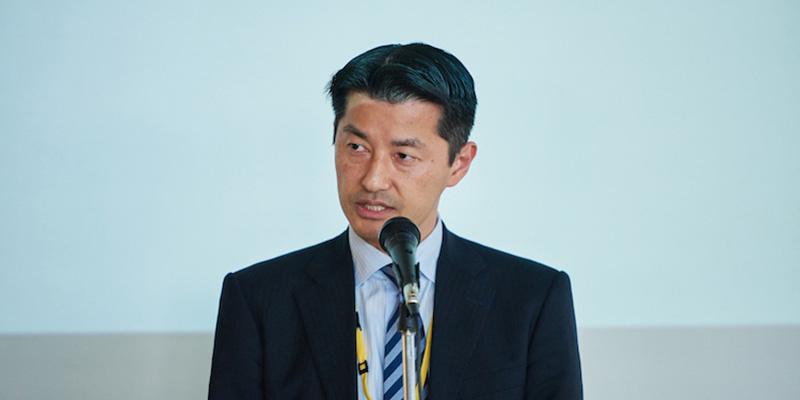 東京都 政策企画局 戦略事業担当部長 田尻貴裕さん