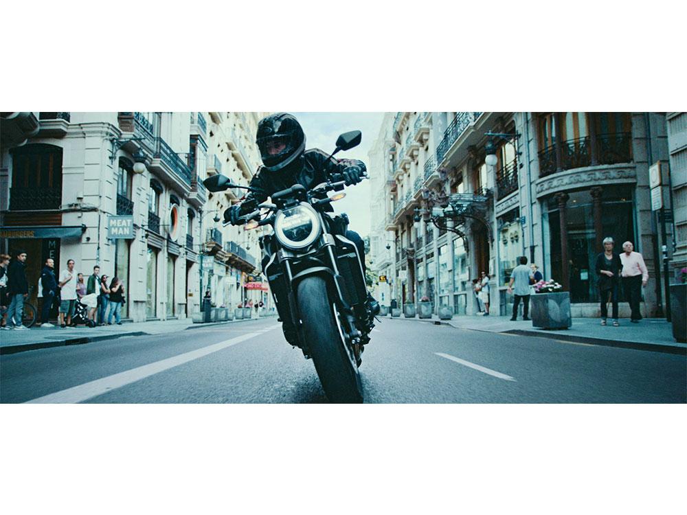 Yusuke Kobayashi / Honda CB1000R