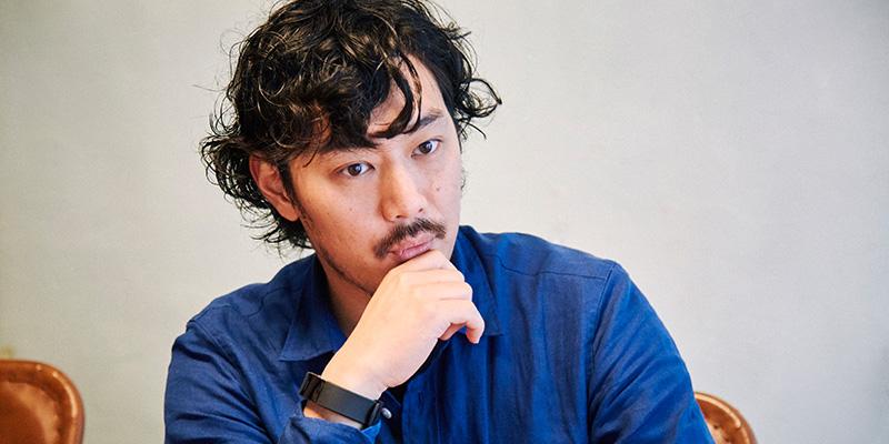テクニカルディレクター 兼 取締役の荻野靖洋さん