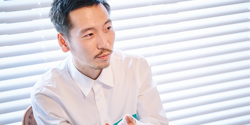 金沢拠点の代表も務めるクリエイティブディレクターの宮田大さん