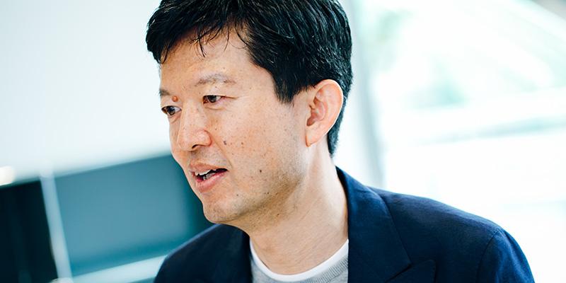 ソニー企業株式会社代表取締役社長 永野大輔さん