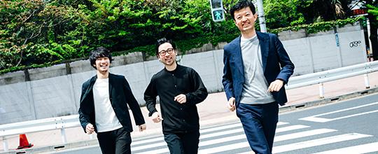ソニーが東京の「超一等地」に公園をつくる。未知なる場づくりの面白さとは