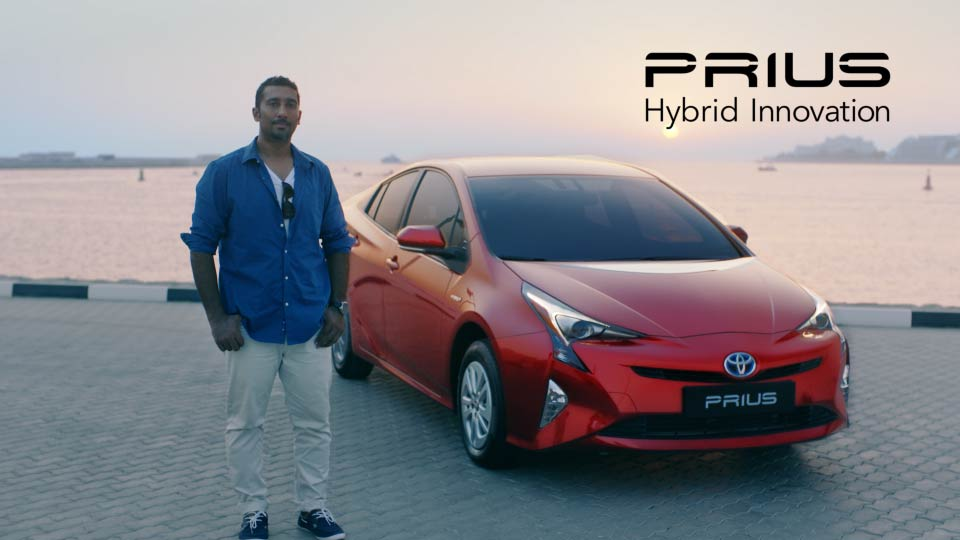 TOYOTA / PRIUS Owners in the MENA / Freediver ver.