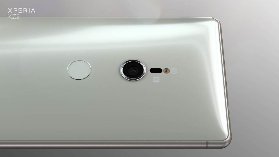 SONY Xperia XZ2 / Design Concept movie