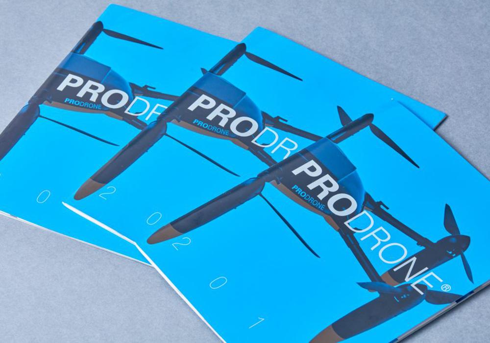 PRODRONE / パンフレット