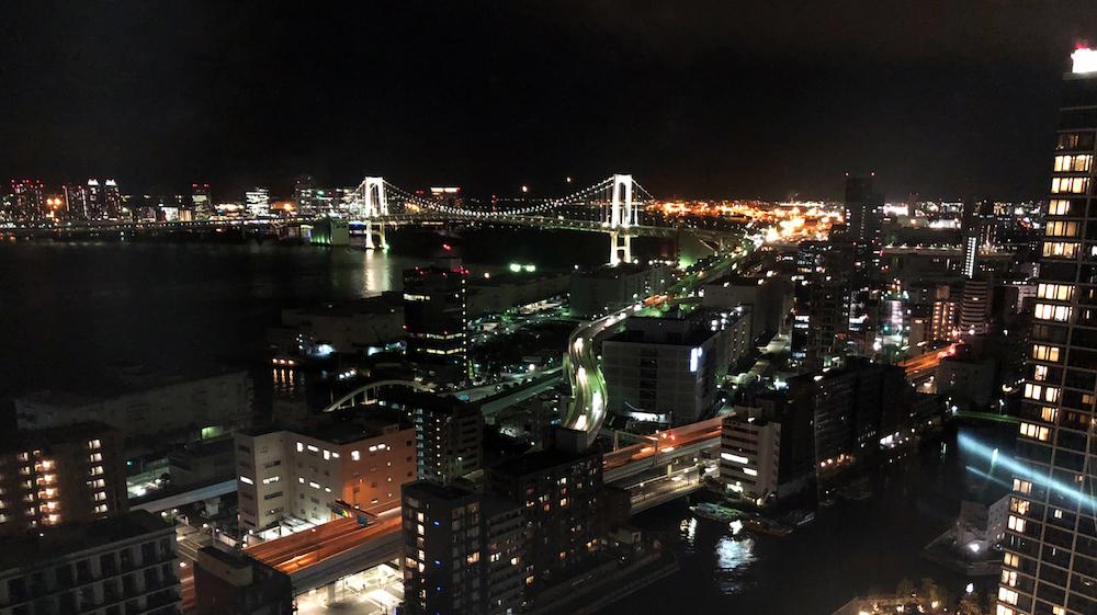 /// 風 景(夜)