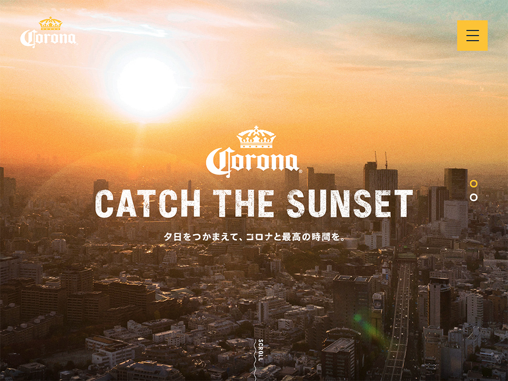 Corona Extra Japan
