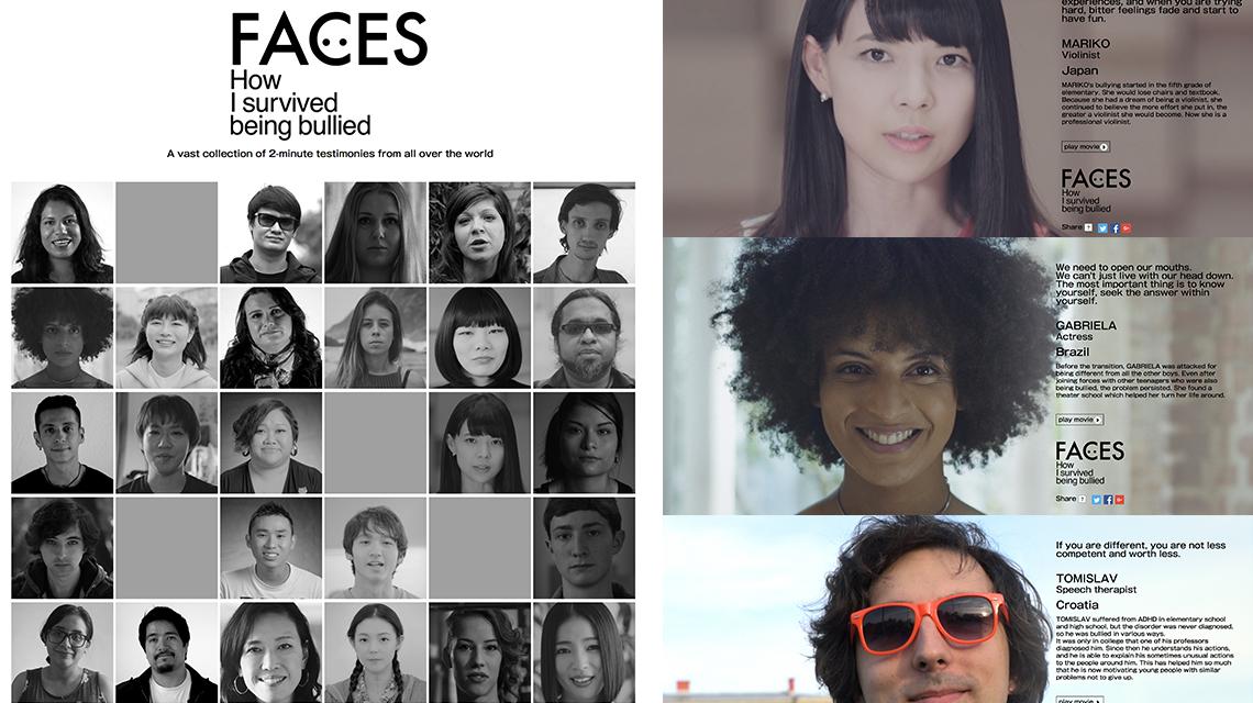 NHK『FACES〜いじめをこえて〜』