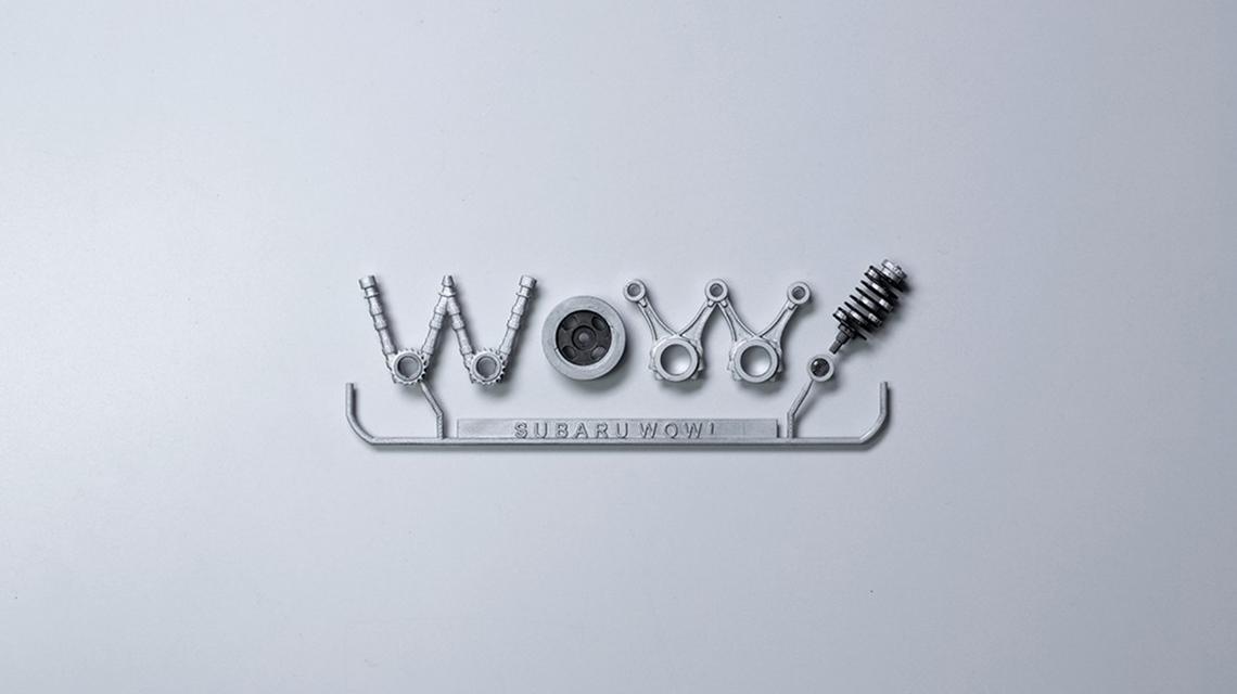 プロモーションムービー『SUBARU WOW』