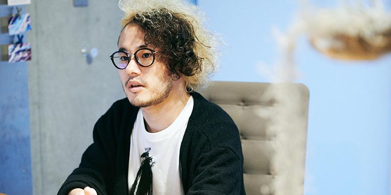 代表取締役兼CM音楽プロデューサーの戸波和義さん