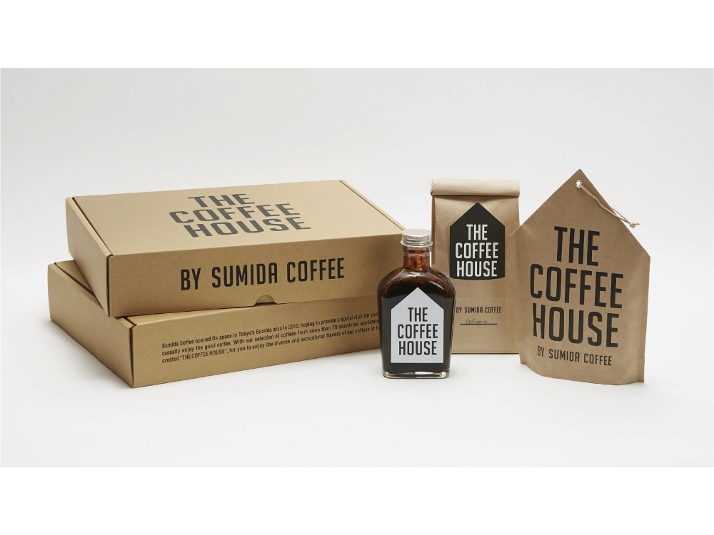 THE COFFEE HOUSE(すみだ珈琲)
