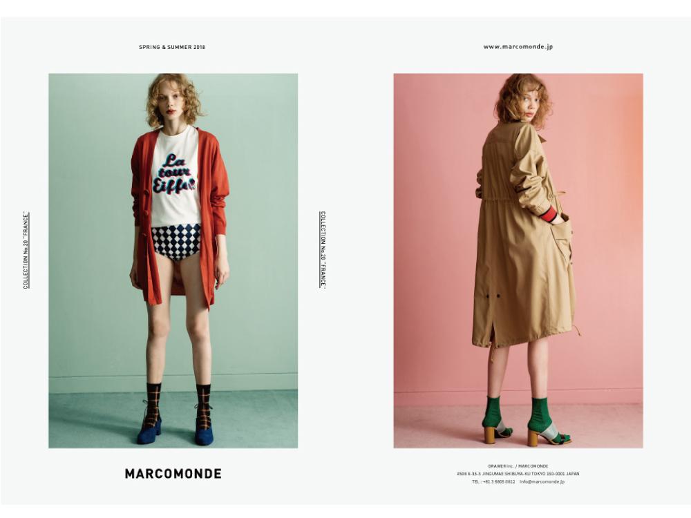 MARCOMONDE / 自社ブランド