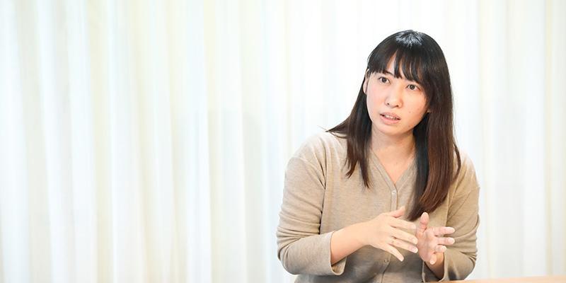 コンサルタント 長田真希子さん
