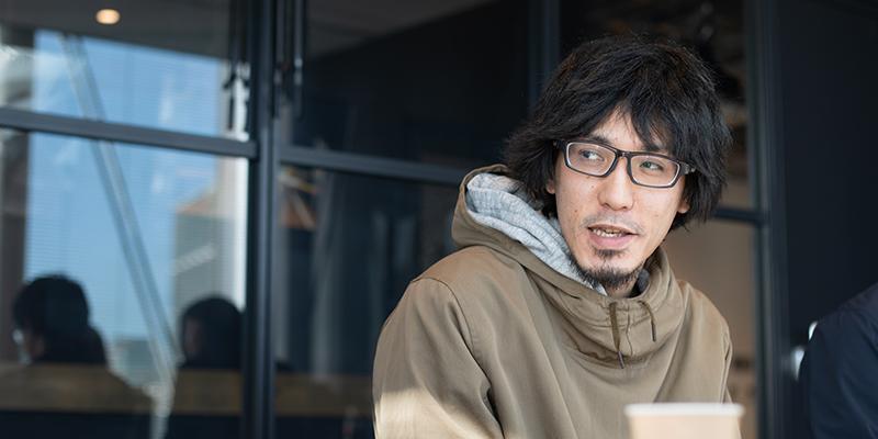 デザイナー 古島清正さん