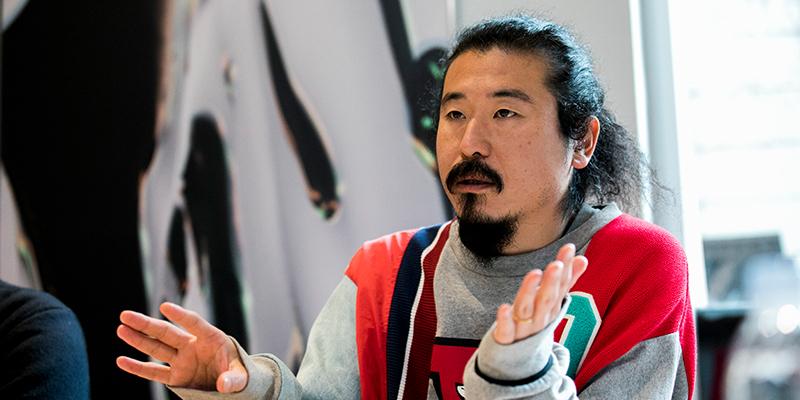 エグゼクティブプロデューサーの高橋聡さん