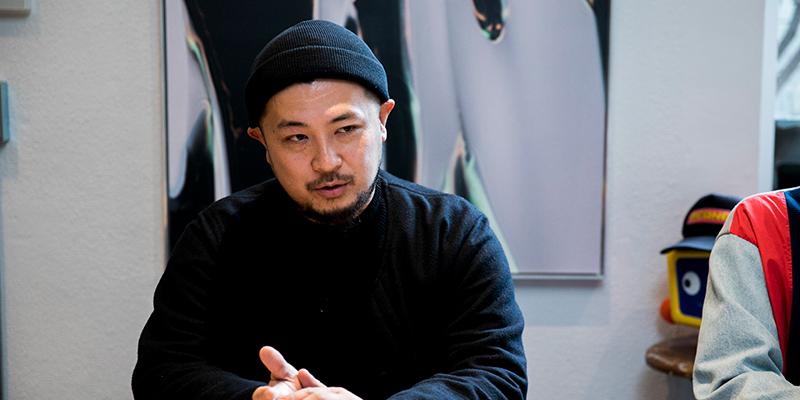 エグゼクティブプロデューサーの武井寿幸さん
