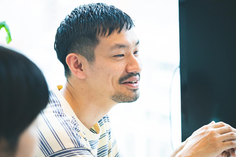 アートディレクター 兼 デザイナー 秋山貴典さん
