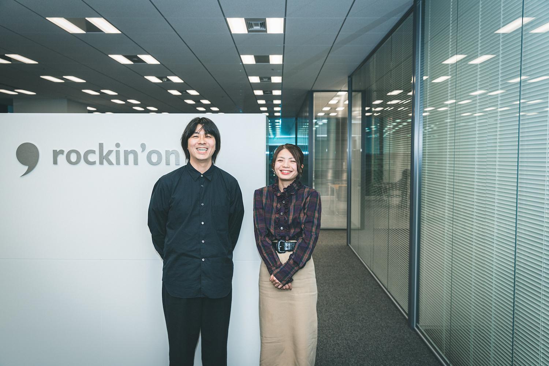 2019年11月にオープンしたばかりの渋谷スクランブルスクエアにオフィスを構えるロッキング・オン。渋谷の中心から、カルチャーが持つ力を硬派に発信し続けている