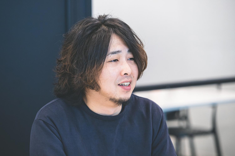 テクニカルチームのサブチーフ / シニアエンジニア西尾康平さん