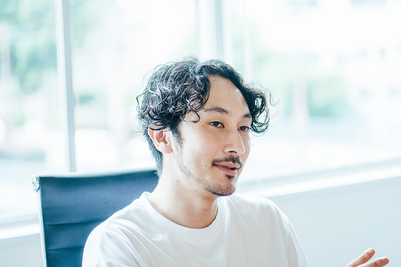 クリエイティブディレクターの志村さん